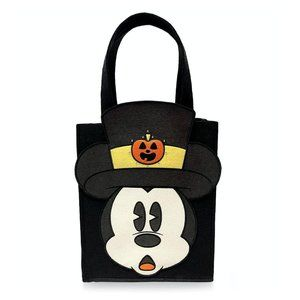 New Disney Parks Halloween 2020 Mickey Mouse Bag